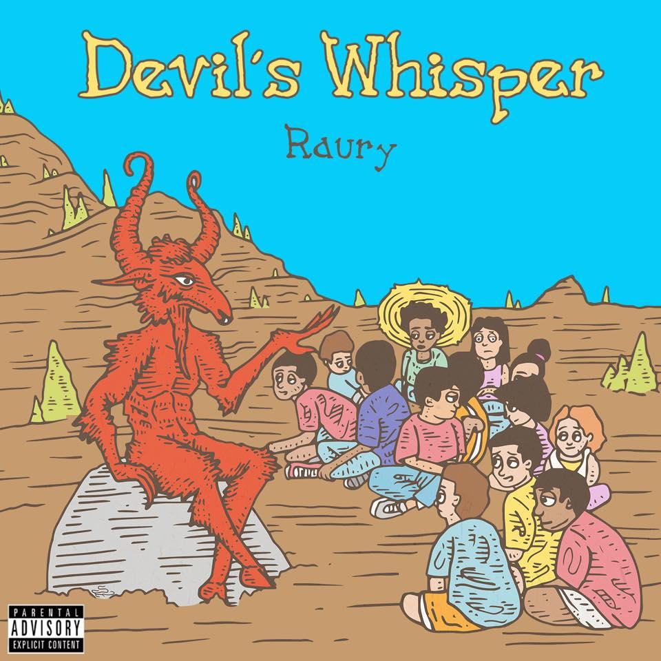 raury devils whisper