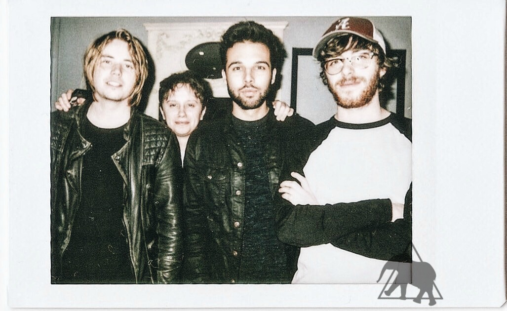 Polaroid de Nothing But Thieves - Karma Spirit
